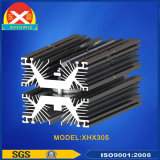 Aluminum Extrusion Heat Sink for SCR and Electronics