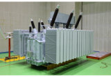 230kv Set up Generator Transformer for Substation