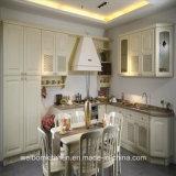 2016 Classic Oak Solid Wood Kitchen Cabinets