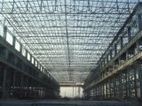 Space Truss Frame Steel Structure Workshop (SS-164)