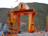 Gantry Crane Used in Hydropower Station