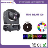 Moving Head 1r 100W Mini Beam Light for Stage