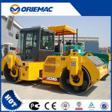 11 Tons Hydraulic Vibratory Double Drum Compactor Xd111e