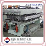 PP Hollow Grid Sheet Extrusion Production Line with Ce (SJ120X33)
