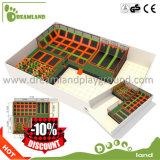 Popular Relaxing Customized Indoor Trampoline Park for Fun
