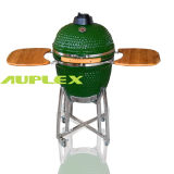Outdoor Ceramic Kamado BBQ Oven
