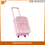 Girls Princess Sister Travel Trolley Bag Cartoon Design Suitcase