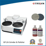 Gp-2A Metallographic Specimen (sample) Grinding and Polishing Machine/Metallographic Equipment