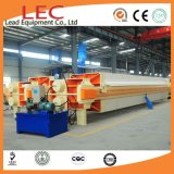High Efficiency Hydraulic Pressure Filter Press