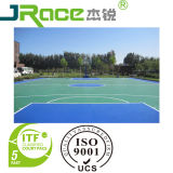 Durable Healthy Non-Slip Silicon PU Sport Surface