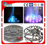 Factory Stainless Steel Mini Musical Dancing Fountain