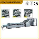 Cx-1300h Semi-Automatic Flute Laminating Machine