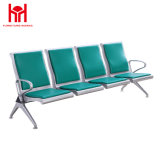 Factory Cheap Metal Steel 4 Seater Airport Chair for Sale