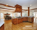 Traditional Solid Wood Kitchen Cabinet, Hk-W02