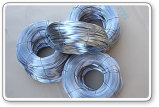 Hot-Dipped Galvanized Binding Iron Wire Electro Galvanized Wire (Anjia-209)