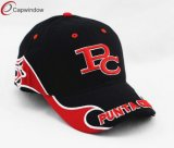 Spliced Baseball Cap Style Racing Hat with Embroidery
