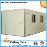 Different Color Container House with Different Designs (CH014)