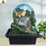 Resin Fountain Sculptures (SY909004)