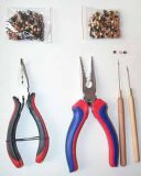 Hot Selling Wholesale Various Hair Extenion Tools, Plier, Pulling Needle, Micro Ring, Hair Extension Connector or Iron