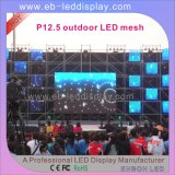 Outdoor Stage LED Display for P12.5 LED Mesh Screen