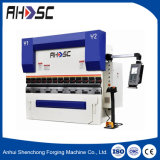 40t 2500mm Hot Rolled Superalloy Sheets Hydraulic Press Brake