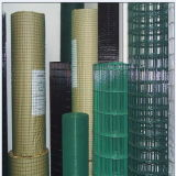 Certified Acid-Resisting Welded Iron Wire Mesh (LY011)