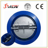 Cast Iron Wafer JIS Standard Butterfly Check Valve