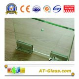 3-19mm Bathroom Toughened Glass/Tempered Glass Used for Window Door Furniture Building