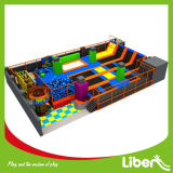 China Indoor Trampoline Arena, Customized Size Indoor Trampoline Park