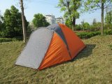 2-3 Persons Domepack Double Layers Camping Tent Made by Professional Tent Manufacturer