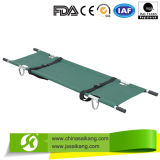 ISO9001&13485 Factory Comfortable Rescue Folding Stretcher