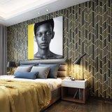 Top Selling Modern Design 3D Wallpaper China Cheap Price Vinyl PVC Wall Paper