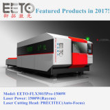 CE Approved 1500W CNC Fiber Laser Cutting & Engraving Machine for Metal
