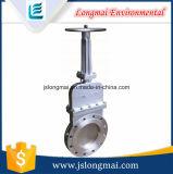 Three-Piece Type Slurry Valve (flat gate valve)
