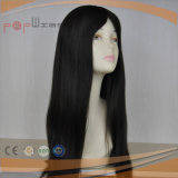Mongolian Hair Silky Straight Jewish Wig (PPG-s-036)