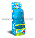 High Quality Advertising Cardboard Hook Display for Glasses and Socks