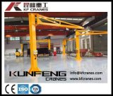 China Known Brand Construction Machinery Column Swing Rotating Jib Crane