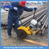Hot Selling Gasoline Sawing Machine/Hw Model Rail Track Cutter/Track Maintenance