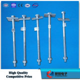 Galvanized Steel Bolts Hardware Fittings