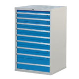 Westco Tool Cabinet with Drawers (Drawer Cabinet, Workshop Cabinet, TL-1450-9)