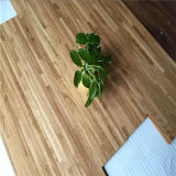 UV Lacquered Nine Strips Smooth Natural Multilayer Oak Wood Floorings