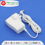15.6W AC/DC Adapter 24V650mA AC/DC Switching Power Adapter with UL Ce PSE SAA BS Cert