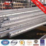 11.8m Steel Electrical Power Pole Electric Power Pole Columniform