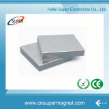 N52 Ni Coating Permanent Sintered Neodymium Blocks Magnet