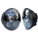 "5.75"" Round Motorcycles LED Projection Daymaker Headlight"