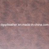 Good Elastic Quality Furniture PVC Leather (QDL-51540)