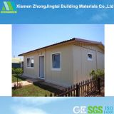 Waterproof and Fireproof Cement Sandwich Panel Prefab Houses