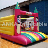 Colorful Princess Inflatable Jumping Castle Bouncer