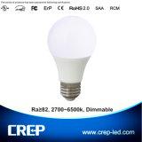 Dimmable 5W E27/E14 Base A19 LED Bulb Light
