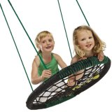 Carries Detachable Foldable Nest Swing Outdoor Children Net Round Swing